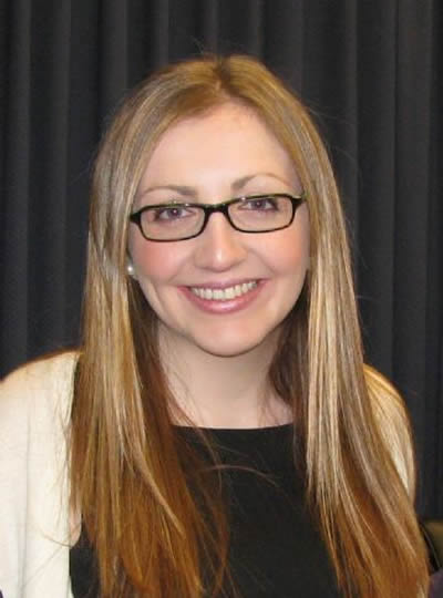 Ajla Delkic - Executive Director