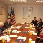 High Representative Dr. Schwarz-Schilling Visits Bosniak American Advisory Council for Bosnia and Herzegovina