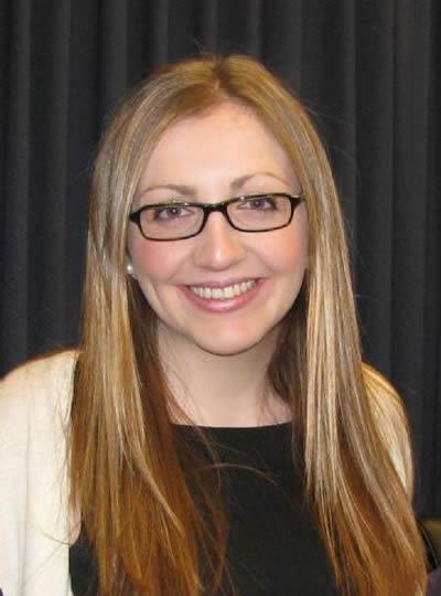 Ajla Delkic - Executive Director