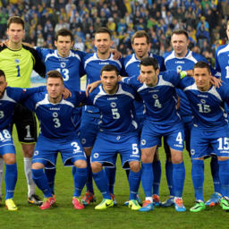 bosnian-football-soccer-team