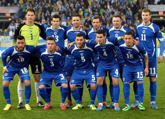 bosnian-football-soccer-team