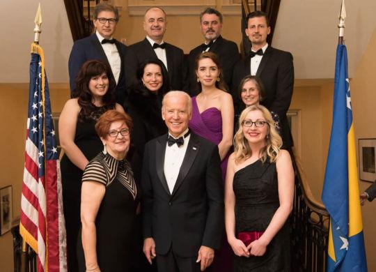 Vice President Biden's Keynote Address at the ACBH Gala-