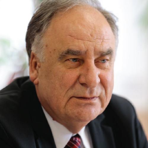 Bogic Bogicevic, Mayor Designate of Sarajevo