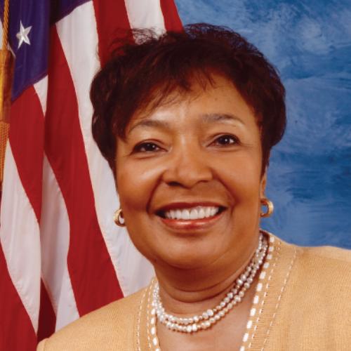 Congresswoman Eddie Bernice Johnson (D-TX-30th)